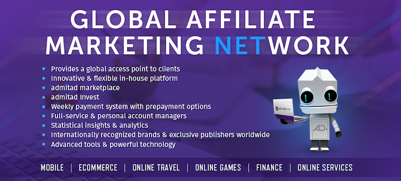affiliate network admitad